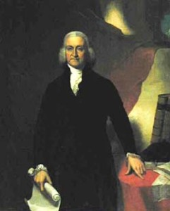 Governor John Trumbull, Sr From the Museum's Gubernatorial Portrait Collection